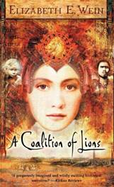 A Coalition of Lions by Elizabeth Wein cover art