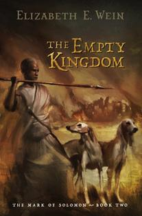 The Empty Kingdom by Elizabeth Wein cover art