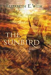 cover art for The Sunbird by Elizabeth Wein
