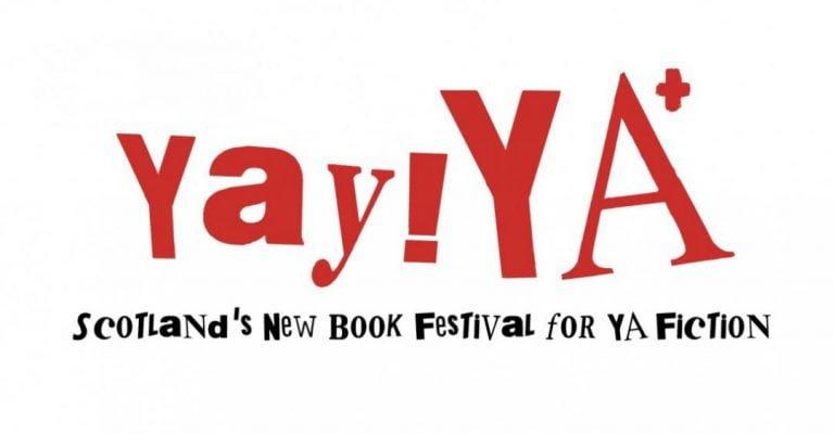 Yay YA logo